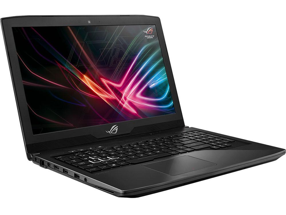Ноутбук ASUS GL503GE-EN274 90NR0081-M05480 Gunmetal (Intel Core i7-8750H 2.2 GHz/16384Mb/1000Gb/No ODD/nVidia GeForce GTX 1050Ti 4096Mb/Wi-Fi/Bluetooth/Cam/15.6/1920x1080/DOS) ноутбук asus rog gl503ge en274 90nr0081 m05480