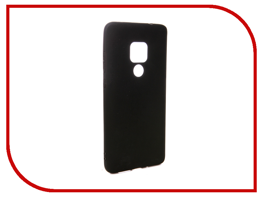 Аксессуар Чехол для Huawei Mate 20 Pero Black PRSTC-M20B аксессуар чехол для huawei p20 lite pero soft touch black prstc p20lb