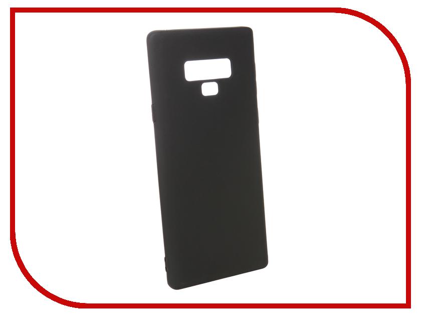 Аксессуар Чехол для Samsung Galaxy Note 9 Pero Black PRSTC-N9B цена и фото