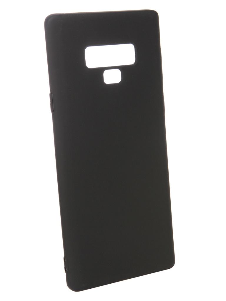 Аксессуар Чехол Pero для Samsung Galaxy Note 9 Black PRSTC-N9B