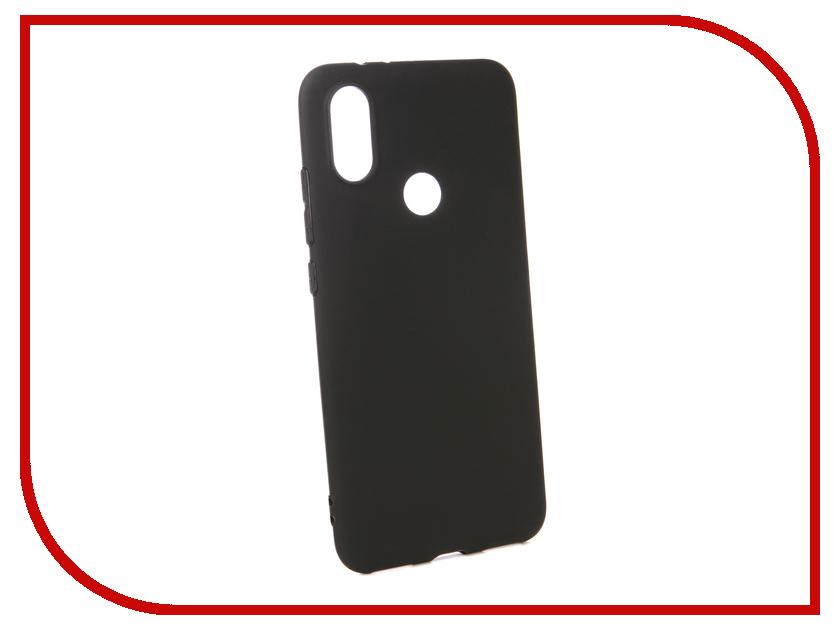 Аксессуар Чехол для Xiaomi Mi A2 6X Pero Black PRSTC-MA2B аксессуар чехол для xiaomi mi max 2 pero soft touch black prstc mmax21b