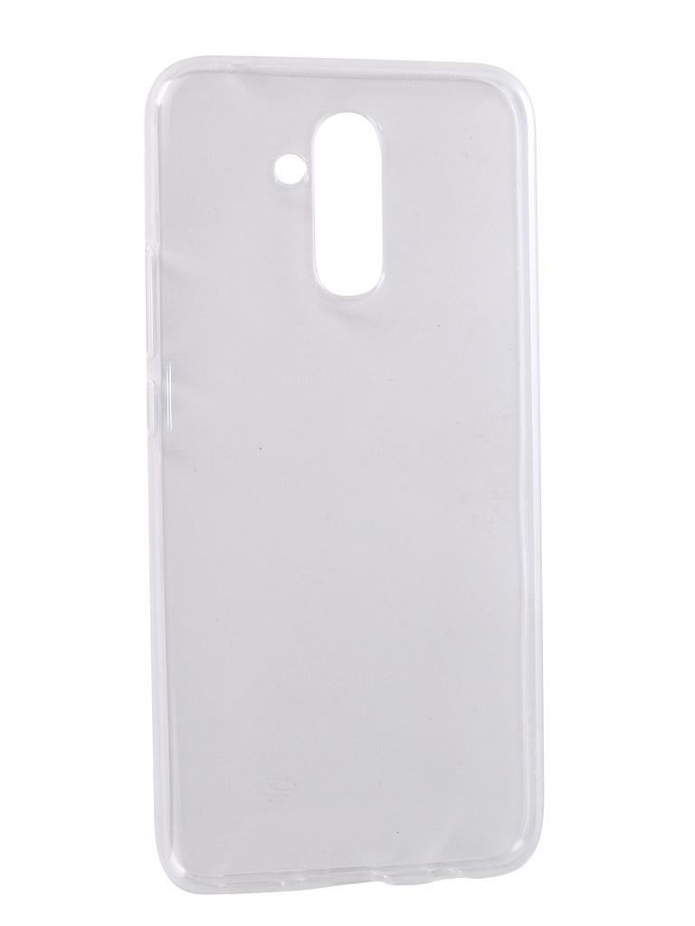 Аксессуар Чехол Pero для Huawei Mate 20 Lite Transparent PRSLC-HM20LTR