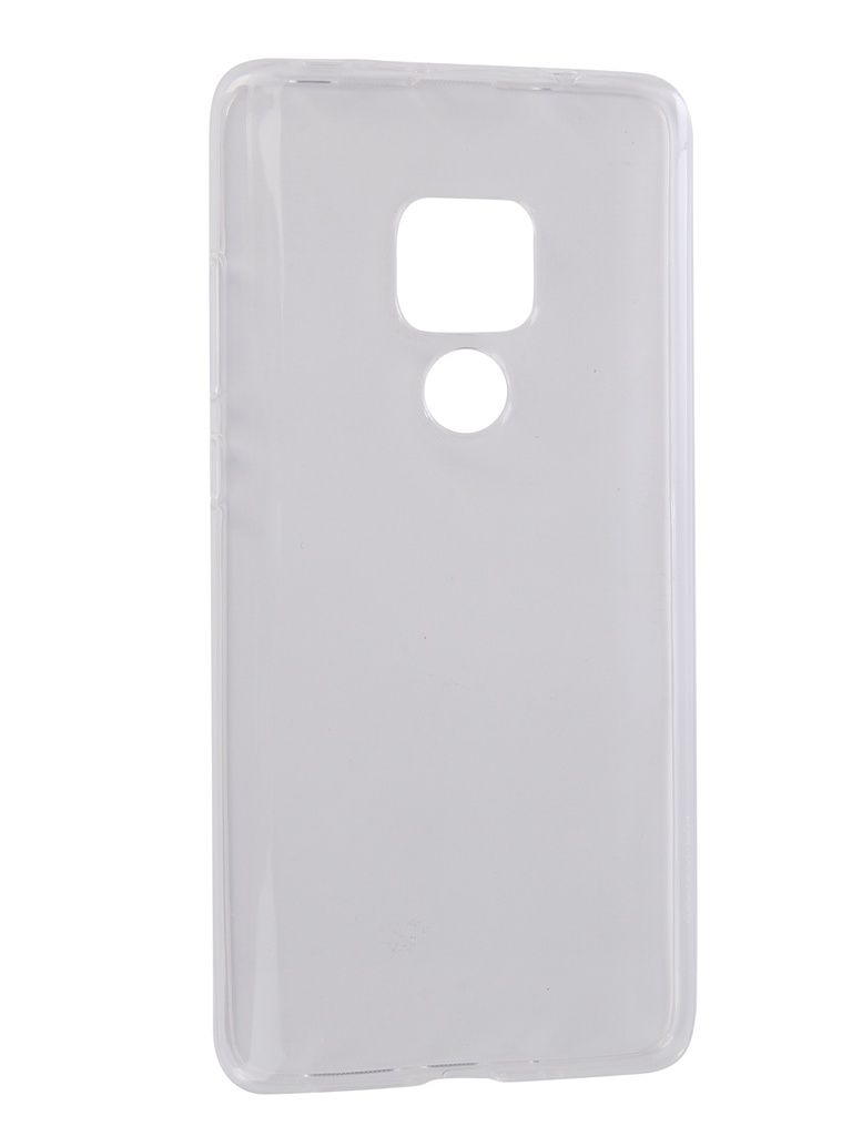 Аксессуар Чехол Pero для Huawei Mate 20 Transparent PRSLC-HM20TR