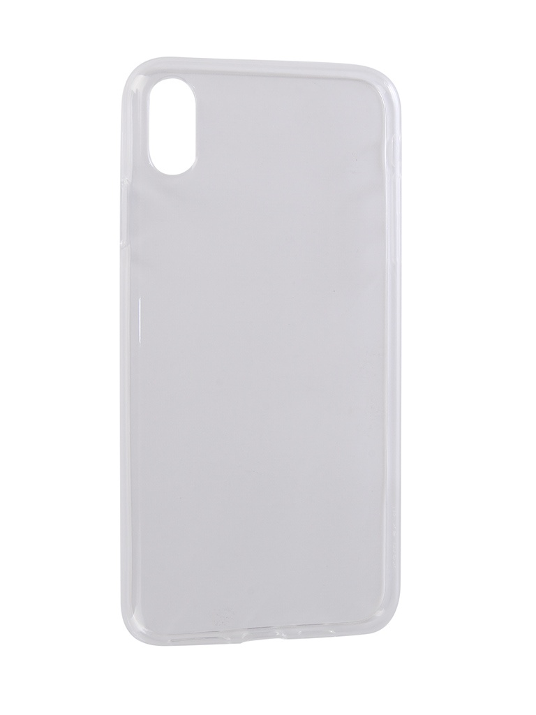 Аксессуар Чехол Pero для APPLE iPhone XS Max Transparent PRSLC-IXSMTR цена и фото