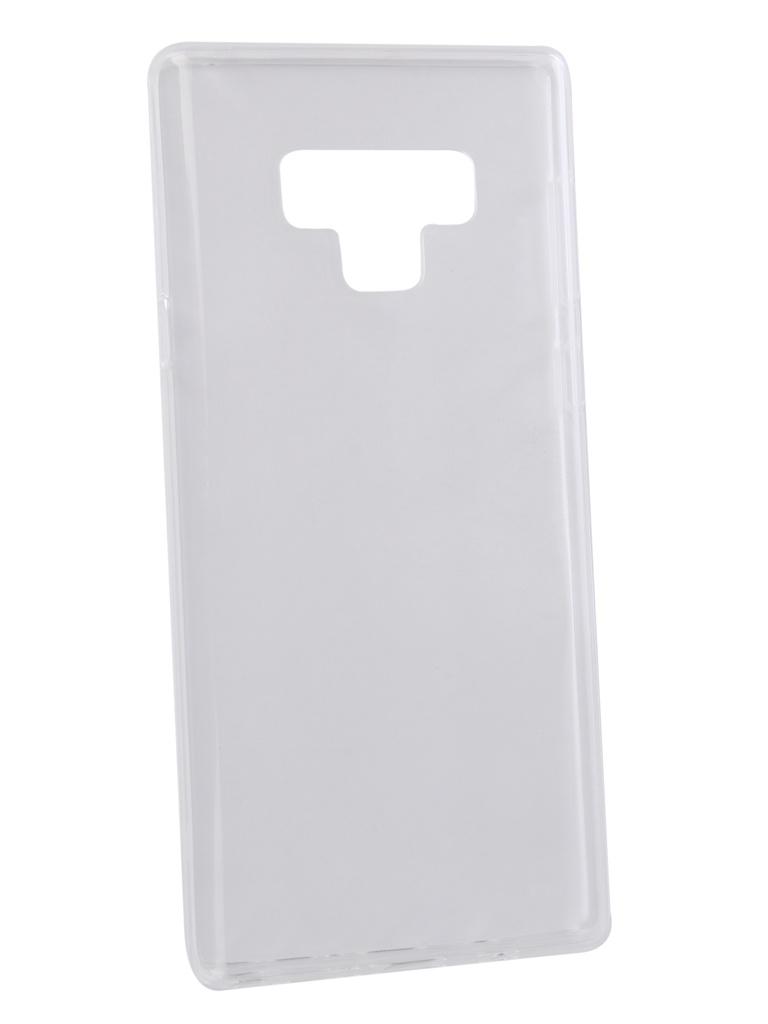 Аксессуар Чехол Pero для Samsung Galaxy Note 9 Transparent PRSLC-N9TR