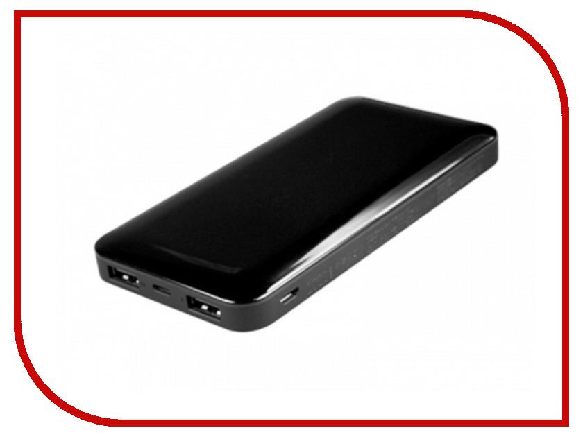 Аккумулятор Olmio FS-10 10000mAh Black ПР038768 radiotehnika giant fs 100n black