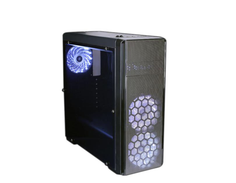 Корпус Zalman Miditower N3 Выгодный набор + серт. 200Р!!!