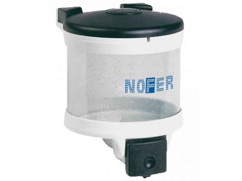 Дозатор Nofer Basic 2L для жидкого мыла 03019.W