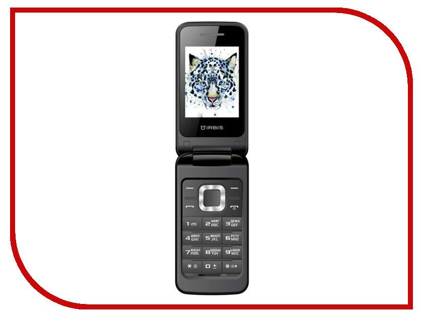 Сотовый телефон Irbis SF08 Black сотовый телефон irbis sp517 black