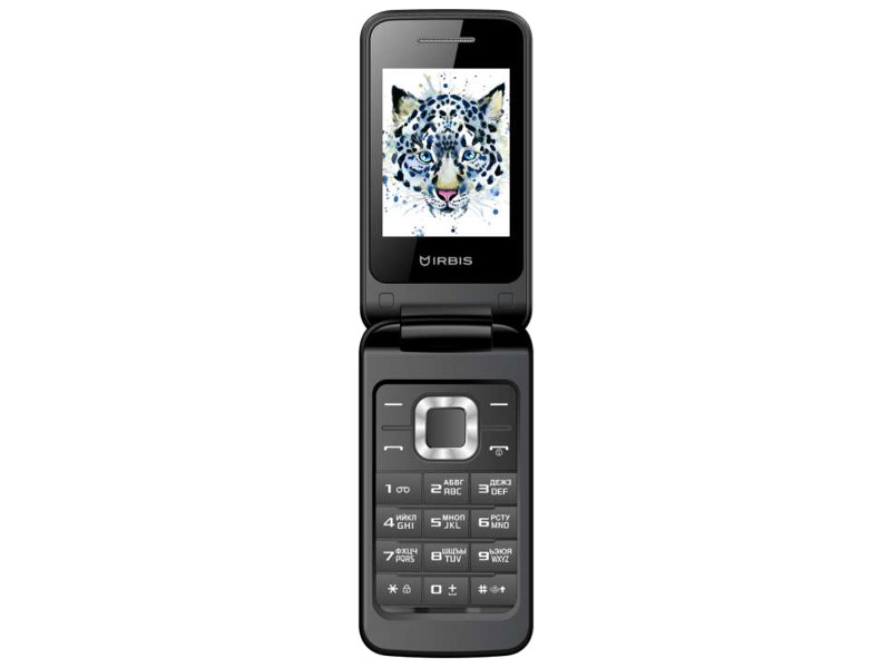 Сотовый телефон Irbis SF08 Black недорго, оригинальная цена