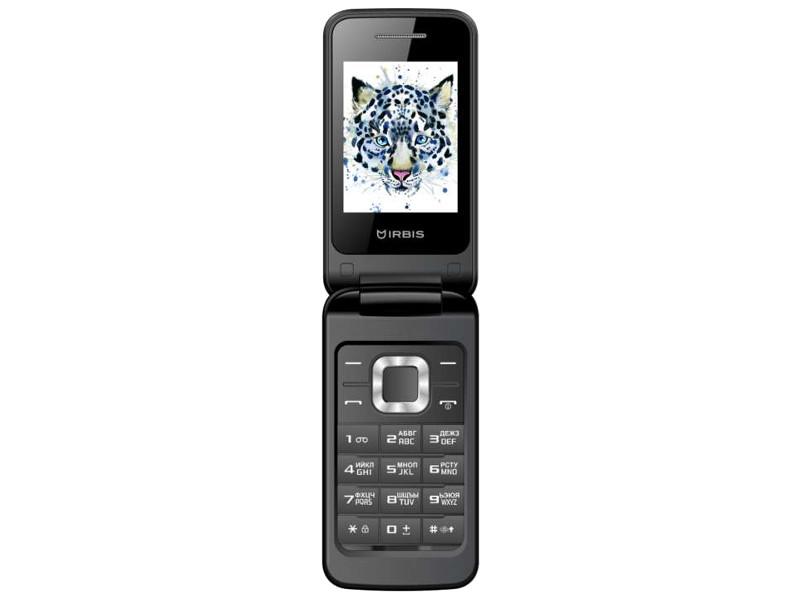 Сотовый телефон Irbis SF08 Black