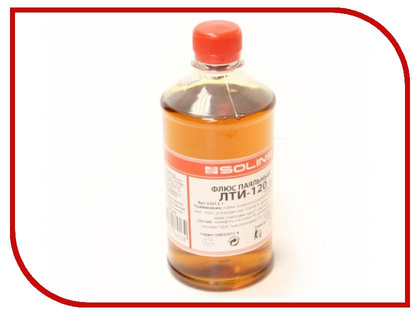 Флюс паяльный ПМ ЛТИ-120 1Л флюс для пайки rexant лти 120 30ml 09 3625