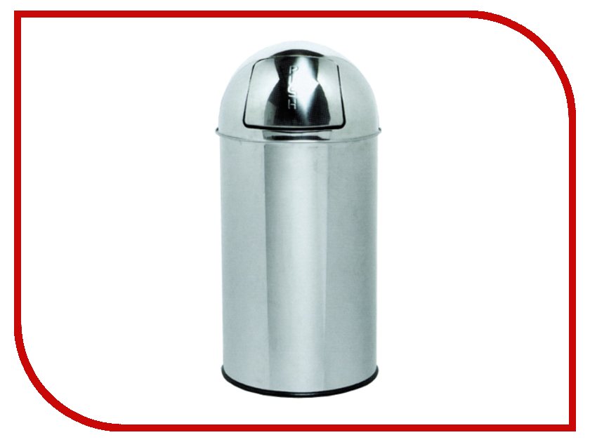 Мусорное ведро Nofer 35L 14116.B автоматическая сушилка для рук nofer kai 1500 w глянцевая 01251 b