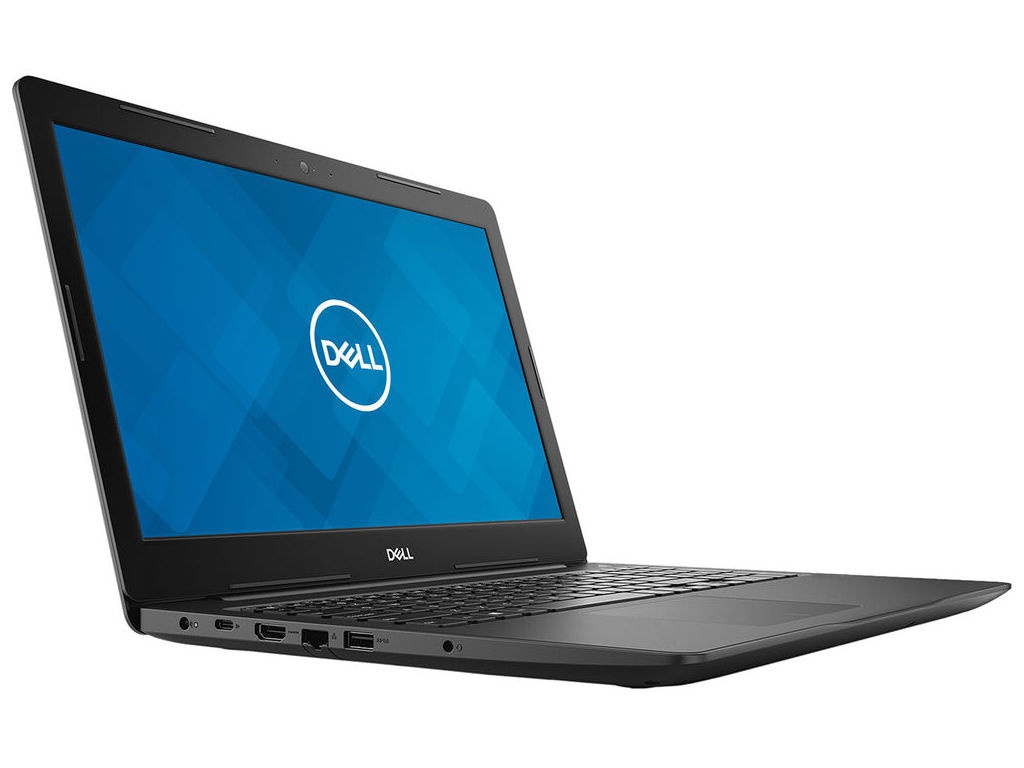 Ноутбук Dell Latitude 3590 3590-2318 Black (Intel Core i3-7130U 2.7 GHz/8192Mb/256Gb SSD/Intel HD Graphics/Wi-Fi/Cam/15.6/1920x1080/Linux)
