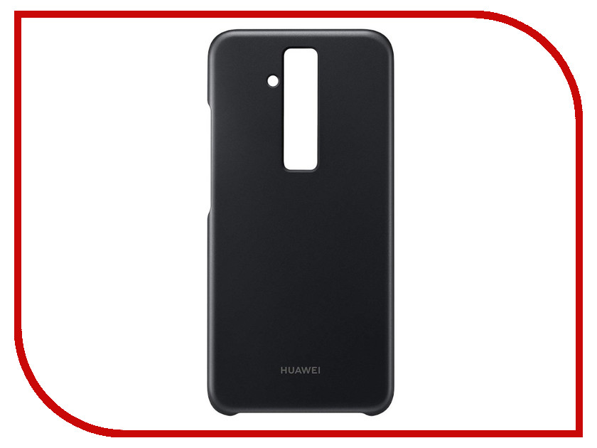 Аксессуар Чехол для Huawei Mate 20 Lite PC Black 51992651