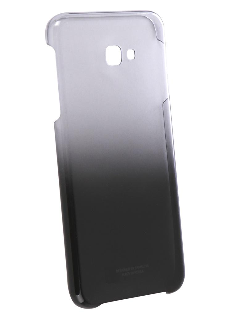 Аксессуар Чехол для Samsung Galaxy J415 GrCover Black EF-AJ415CBEGRU