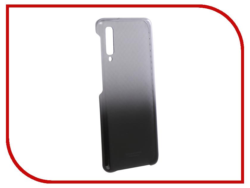 Аксессуар Чехол для Samsung Galaxy A750 GrCover Black EF-AA750CBEGRU samsung ef bt700blegru