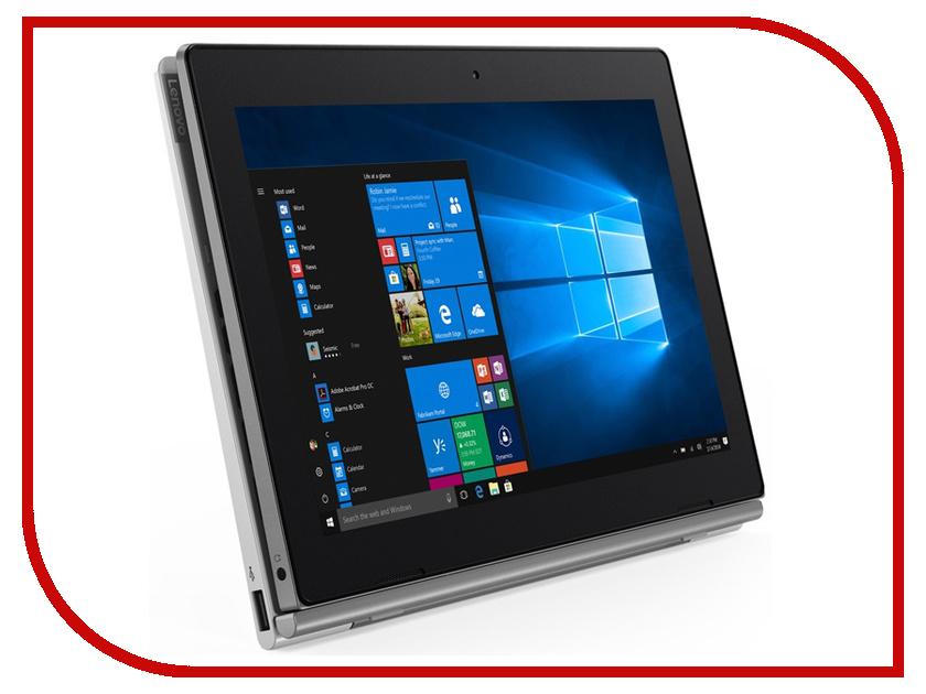 Планшет Lenovo IdeaPad D330-10IGM 81H3003ARU Silver (Intel Celeron N4000 1.1 GHz/2048Mb/32Gb/LTE/3G/Wi-Fi/Bluetooth/Cam/10.1/1280x800/Windows 10) планшет hp elite x2 1013 g3 13 3 1024 gb silver wi fi bluetooth 3g lte windows 2tt10ea