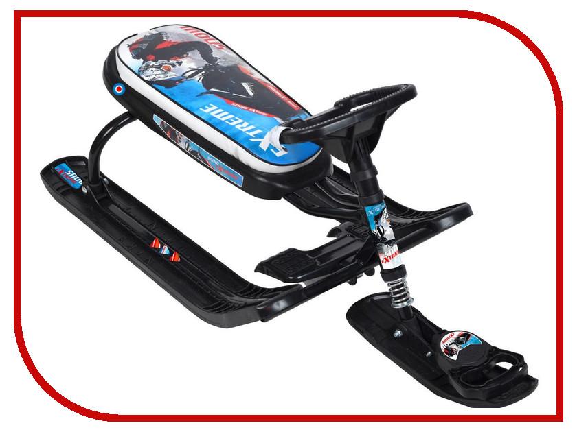 Снегокат Nika Тимка спорт 5 ТС5 Гонки Black nika ку2п 15 большие гонки