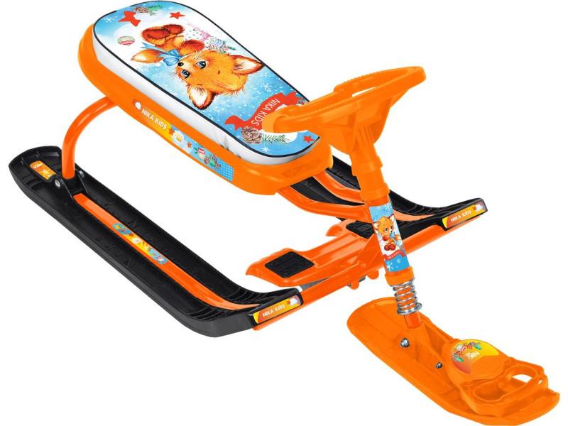 Снегокат Nika Тимка спорт 5 ТС5/Х Лиса Orange