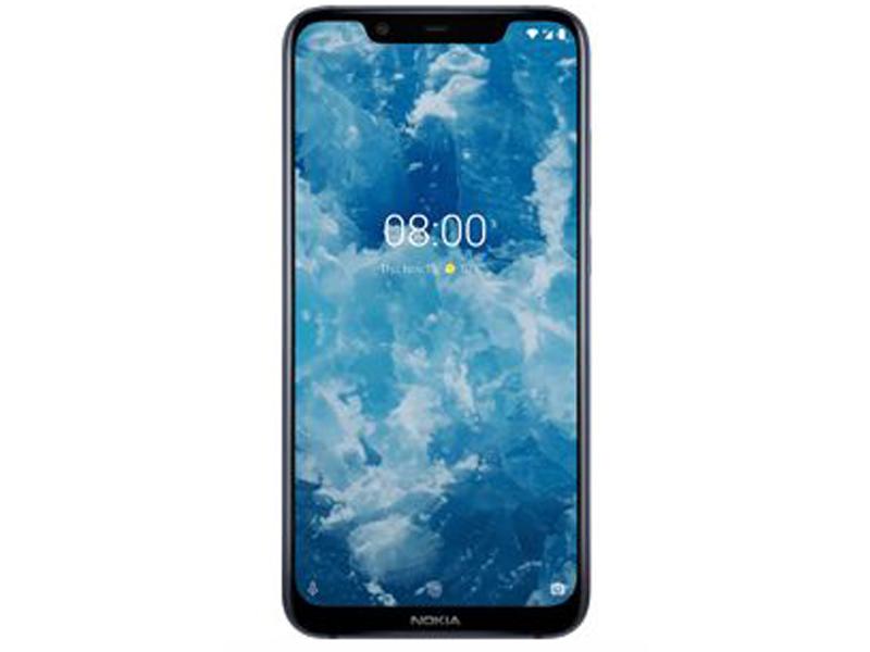 Сотовый телефон Nokia 8.1 64GB Blue сотовый телефон asus zenfone 5 ze620kl 4 64gb midnight blue