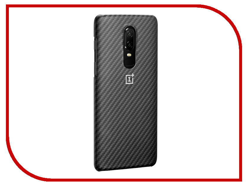 Аксессуар Чехол для OnePlus 6 Karbon Protective Case Grey gumai silky case for oneplus 3 3t blue
