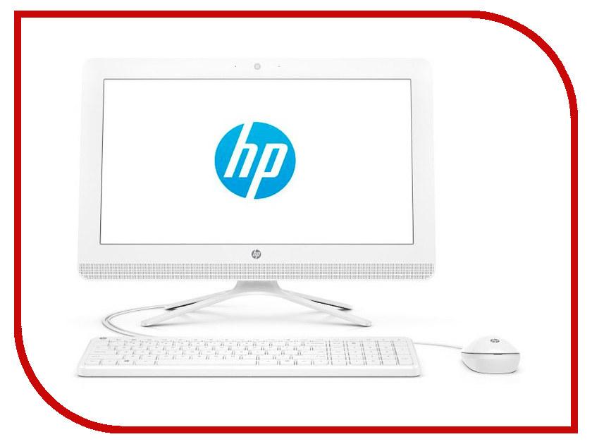 Моноблок HP 20-c401ur 4GU78EA Snow White (Intel Celeron J4005 2.0 GHz/4096Mb/500Gb/DVD-RW/Intel HD Graphics/Wi-Fi/19.5/1600x900/DOS) от HP (Hewlett Packard)