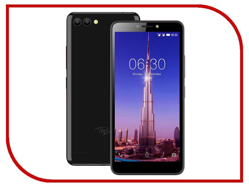Сотовый телефон itel P13 Plus Phantom Black портативный парогенератор laurastar lift plus ultimate black