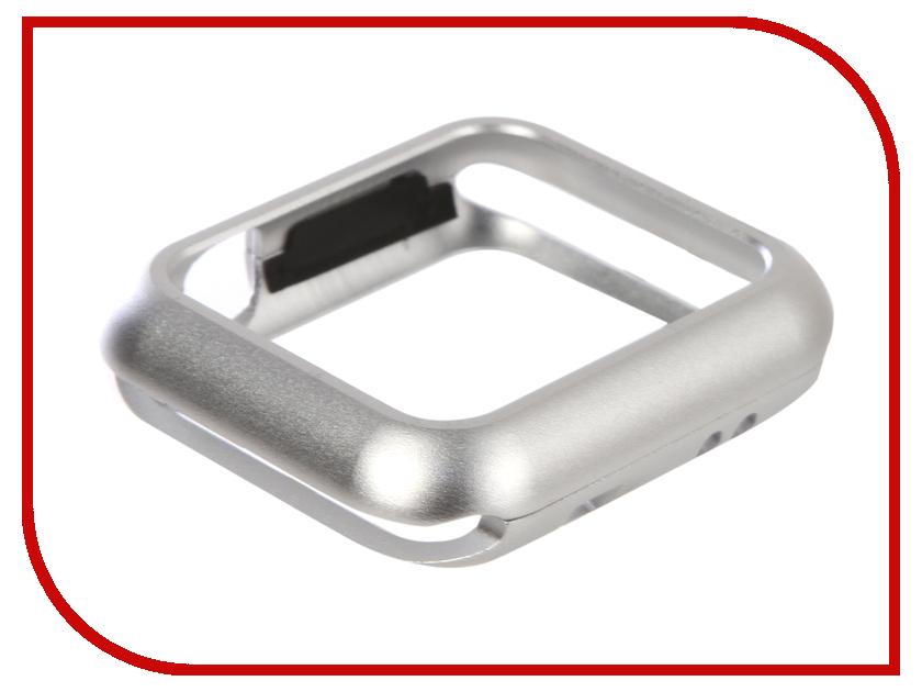 все цены на Аксессуар Чехол Activ Magnetic Bumper для APPLE Watch 42mm Silver 90501