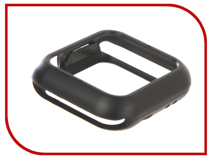 Аксессуар Чехол Activ Magnetic Bumper для APPLE Watch 38mm Black 90493 стоимость