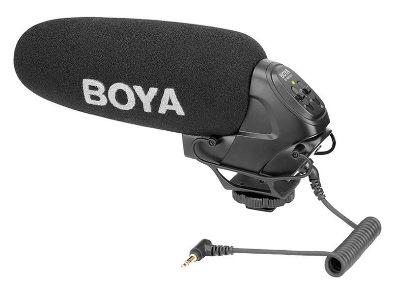 Микрофон Boya BY-BM3031 boya by wfm12