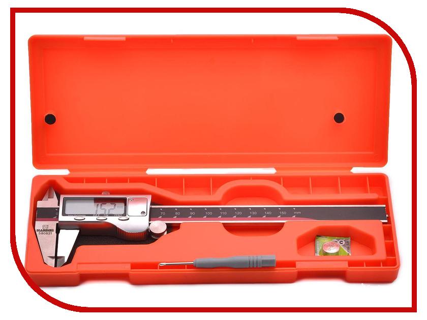 Штангенциркуль Harden 150mm 580821 штангенциркуль proconnect 150mm 12 9101