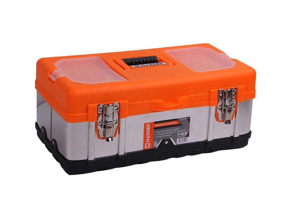 Фото - Ящик для инструментов Harden 520224 ящик для инструментов harden 520224 36 см