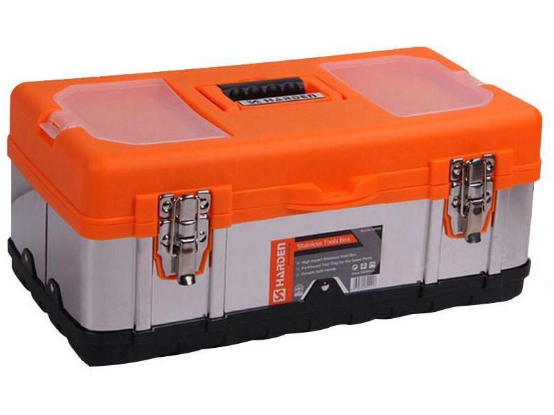 Фото - Ящик для инструментов Harden 520228 ящик для инструментов harden 520224 36 см