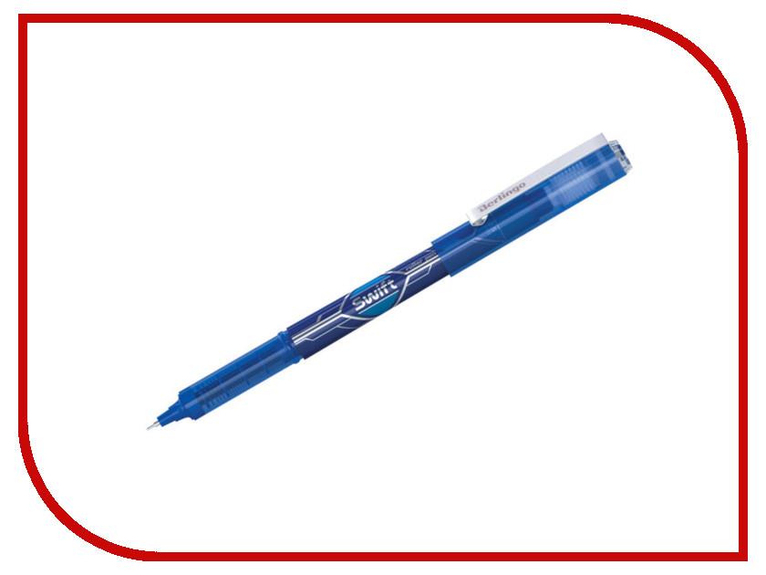 Ручка-роллер Berlingo Swift CRm_05002 Blue канцелярия berlingo клей роллер канцелярский 50 мл