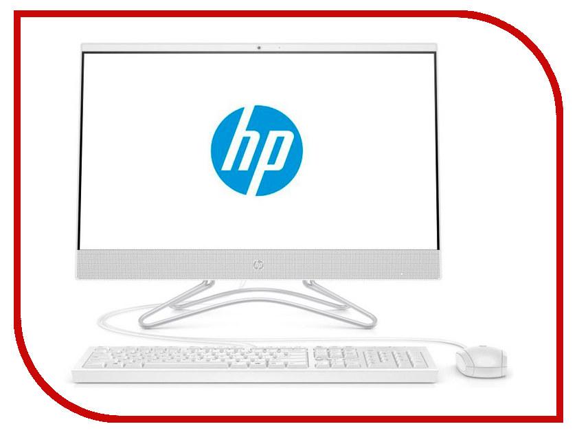 Моноблок HP 22-c0010ur 4HE00EA Snow White (Intel Pentium J5005 1.5 GHz/4096Mb/500Gb/DVD-RW/Intel HD Graphics/Wi-Fi/21.5/1920x1080/DOS) от HP (Hewlett Packard)