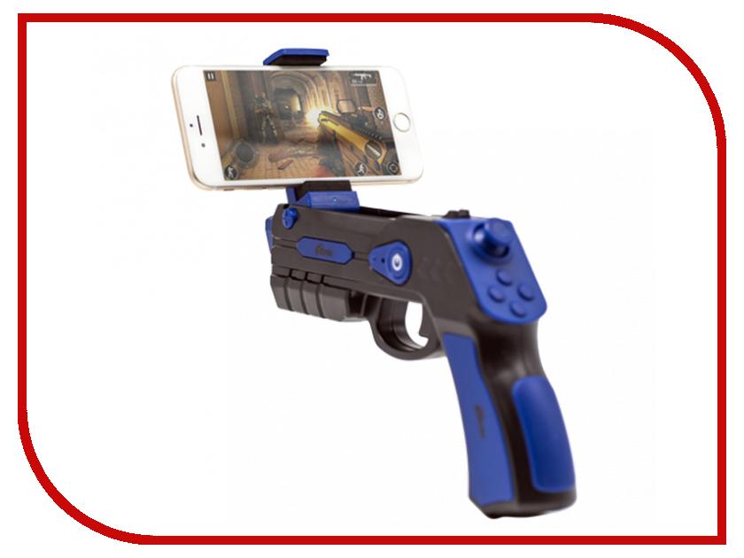 Игровой пистолет Ritmix GP-056BTH Black-Blue sms projector precision cm v485 735 incl unislide pp120002