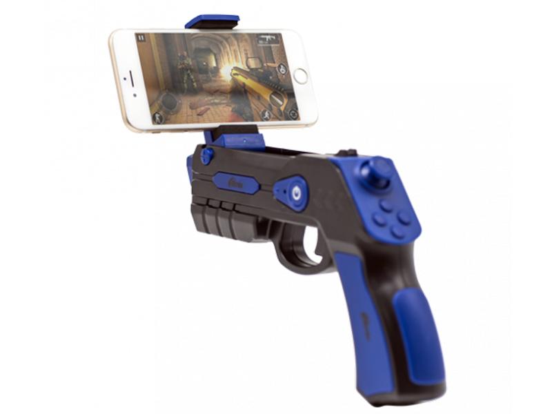 Zakazat.ru: Игровой пистолет Ritmix GP-056BTH Black-Blue