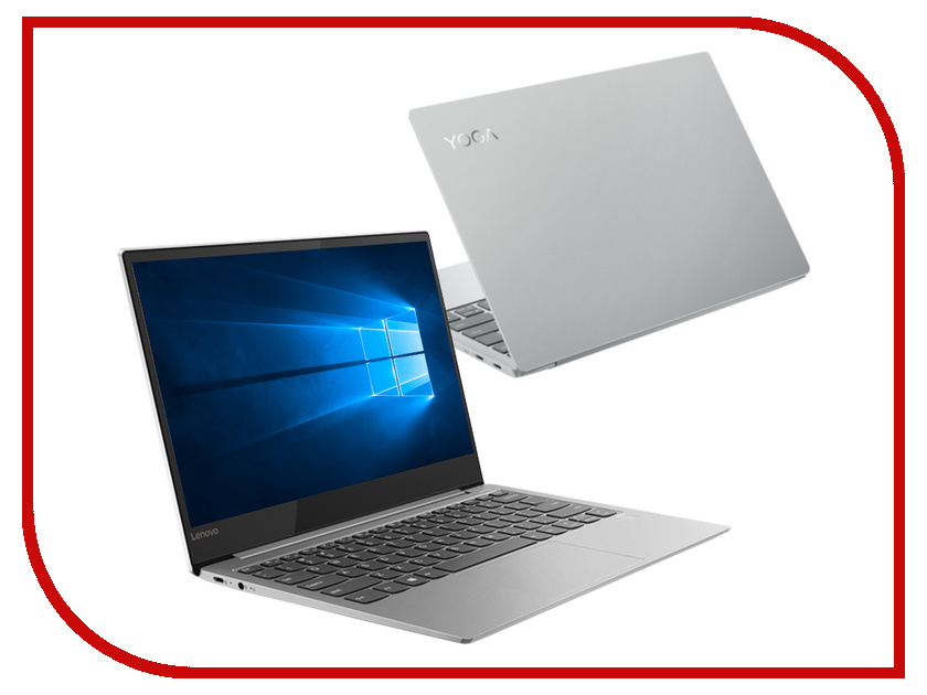 Ноутбук Lenovo Yoga S730 81J0002LRU Platinum (Intel Core i5-8265U 1.6 GHz/16384Mb/256Gb SSD/No ODD/Intel HD Graphics/Wi-Fi/Cam/13.3/1920x1080/Windows 10 64-bit) ноутбук lenovo thinkpad 13 20j1s0ev00 intel core i5 7200u 2 5 ghz 4096mb 256gb ssd no odd intel hd graphics wi fi bluetooth cam 13 3 1920x1080 windows 10 64 bit