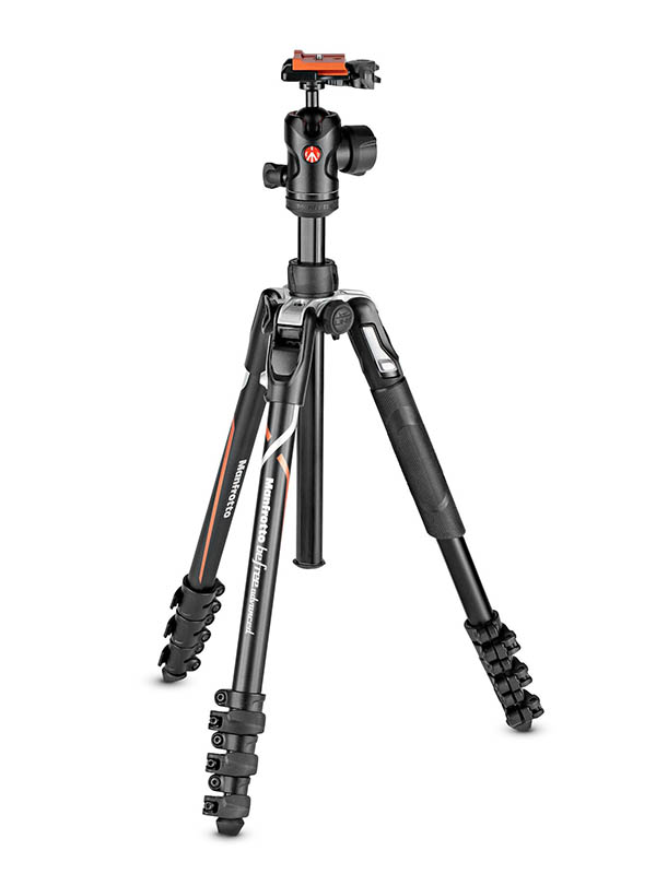 Штатив Manfrotto Befree Alpha Black MKBFRTC4GTA-BH