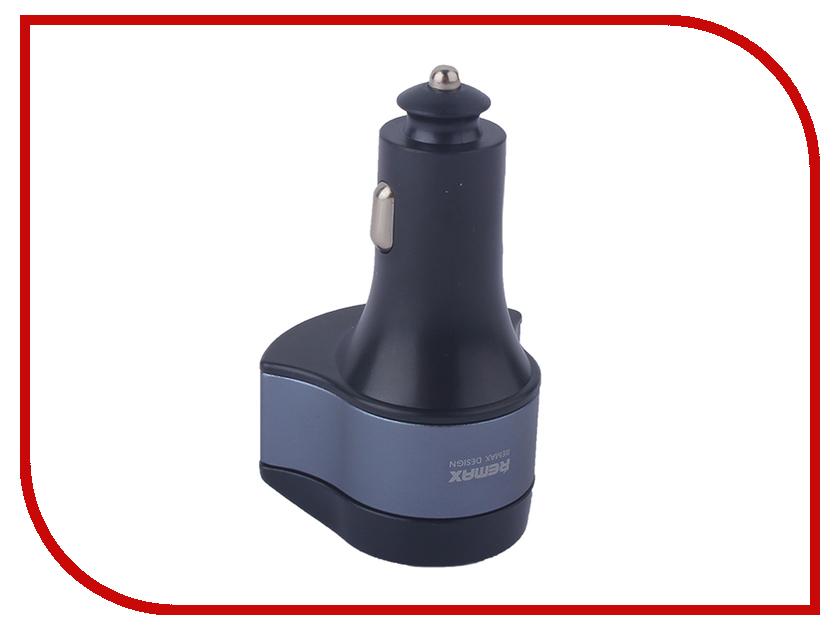 Зарядное устройство Remax Journey Series RCC218 Black внешний аккумулятор remax cutie series rpl 36 10000mah black