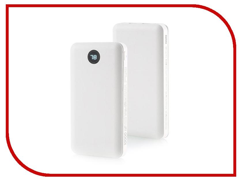 Аккумулятор Remax RPP-37 10000mAh White аккумулятор activ pb10 03 10000mah white grey 63769
