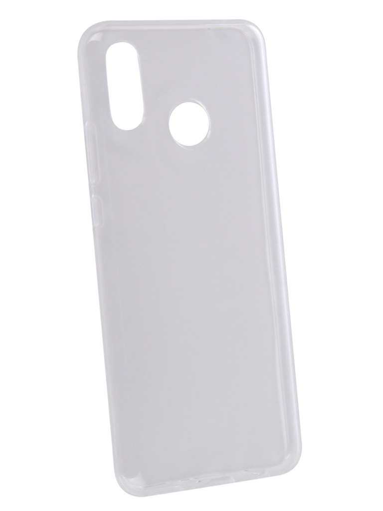 Аксессуар Чехол Pero для Huawei Nova 3 Silicone Transparent PRSLC-HN3TR