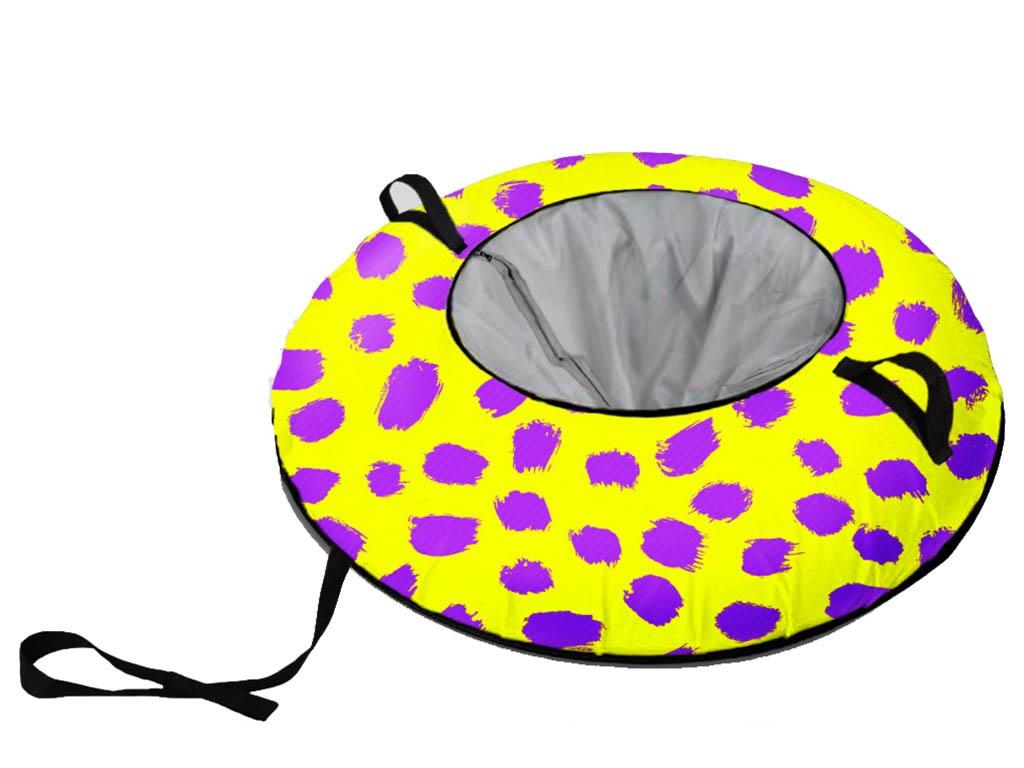 Тюбинг Fani Sani Yellow 80cm 80974