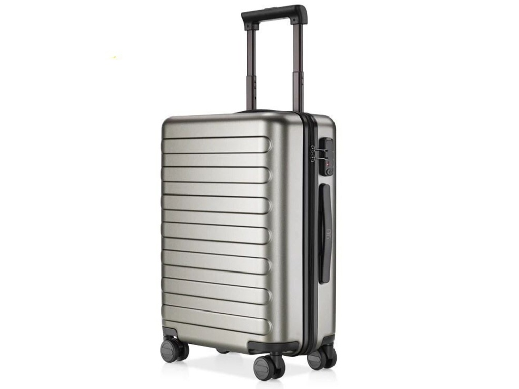 Чемодан Xiaomi RunMi 90 Fun Seven Bar Business Suitcase 24 Gray
