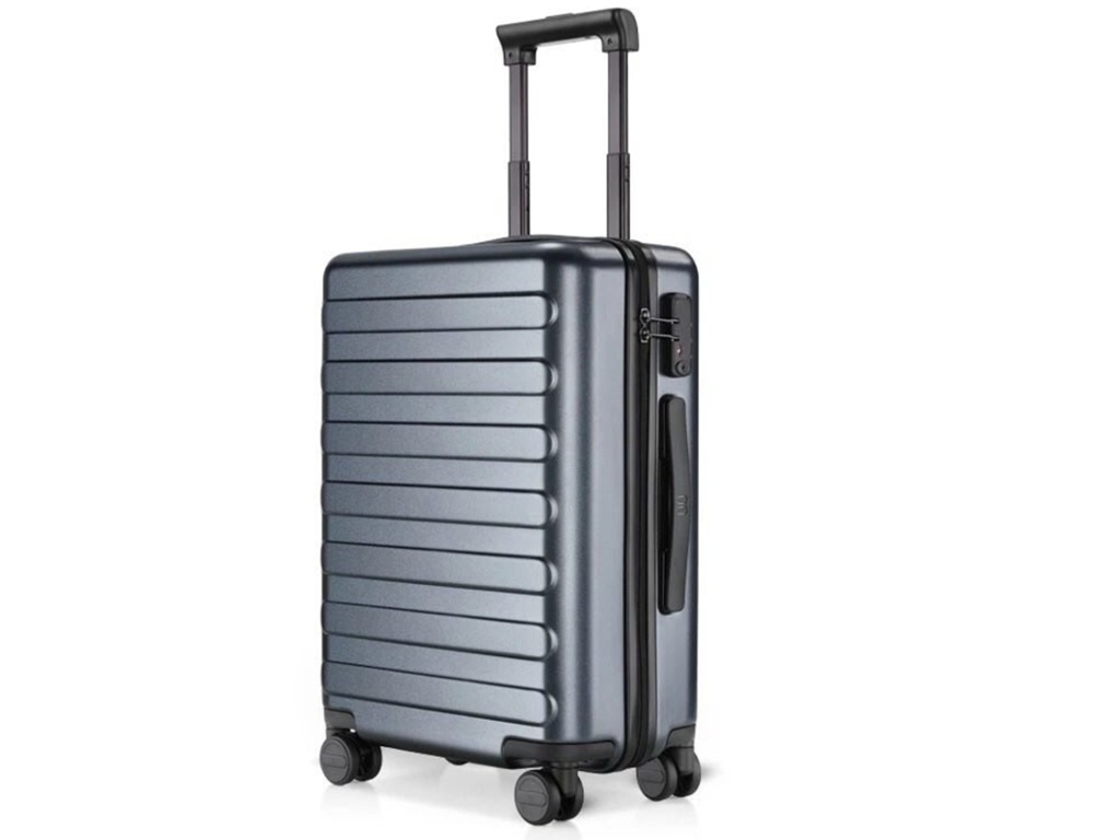 Чемодан Xiaomi RunMi 90 Fun Seven Bar Business Suitcase 28 Titanium Gray