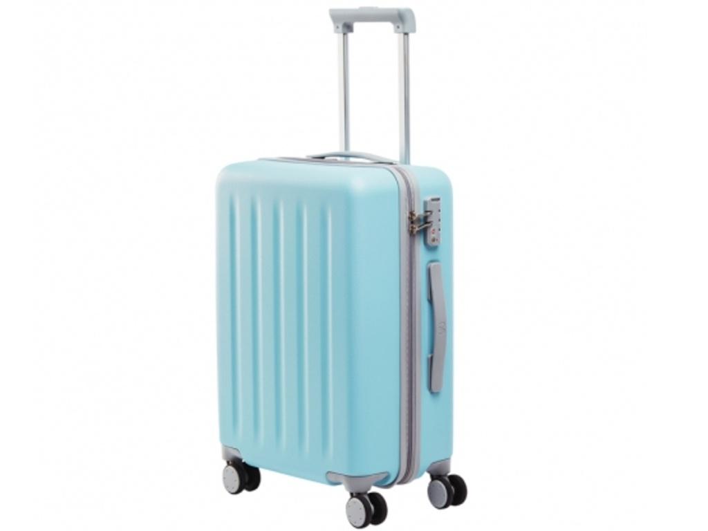 Чемодан Xiaomi RunMi 90 Points Trolley Suitcase 28 Macaron Mint Green