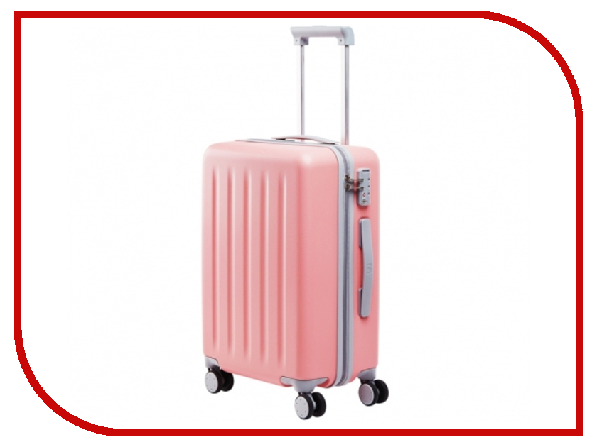 Чемодан Xiaomi RunMi 90 Points Trolley Suitcase 24 Macaron Powder