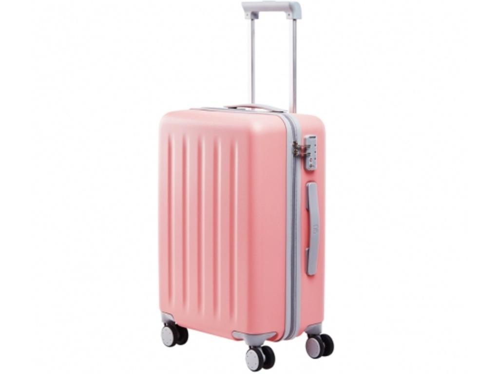 Чемодан Xiaomi RunMi 90 Points Trolley Suitcase 24 Macaron Powder