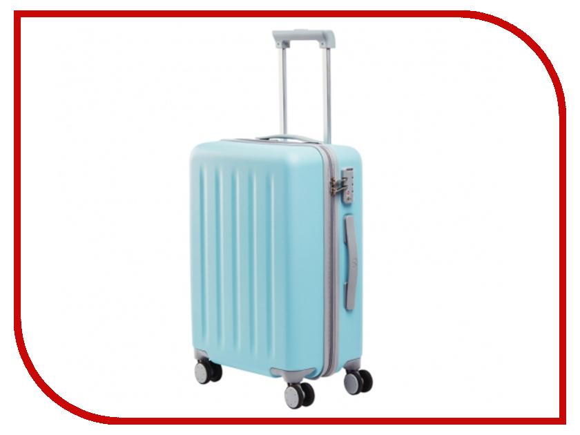 Чемодан Xiaomi RunMi 90 Points Trolley Suitcase 20 Macaron Mint Green